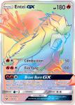 Sun and Moon Shining Legends card 74