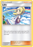 Sun and Moon Ultra Prism card 125