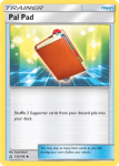 Sun and Moon Ultra Prism card 132