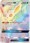Sun and Moon Ultra Prism card 157
