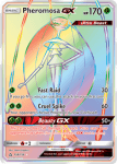 Sun and Moon Ultra Prism card 158