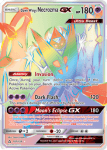 Sun and Moon Ultra Prism card 161