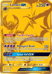 Sun and Moon Ultra Prism card 172