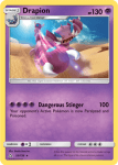 Sun and Moon Ultra Prism card 55