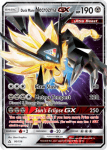 Sun and Moon Ultra Prism card 90