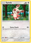 Sun and Moon card 102