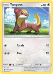 Sun and Moon card 109