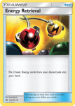 Sun and Moon card 116
