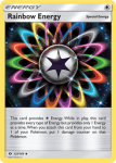 Sun and Moon card 137