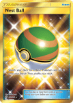 Sun and Moon card 158
