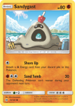 Sun and Moon card 74