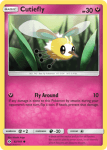 Sun and Moon card 92