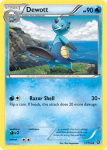 XY Steam Siege card 31