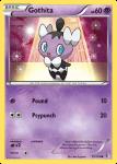 Black and White Boundaries Crossed card 75