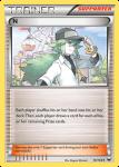 Black and White Dark Explorers card 96