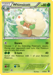 Black and White Emerging Powers card 12