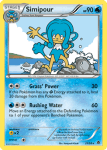 Black and White Emerging Powers card 23