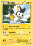 Black and White Emerging Powers card 32