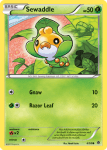 Black and White Emerging Powers card 4