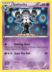 Black and White Emerging Powers card 46