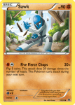 Black and White Emerging Powers card 59