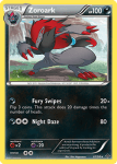 Black and White Emerging Powers card 67