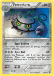 Black and White Emerging Powers card 72