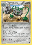 Black and White Emerging Powers card 73