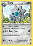 Black and White Emerging Powers card 75