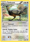 Black and White Emerging Powers card 82