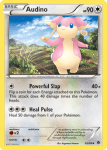 Black and White Emerging Powers card 83