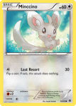 Black and White Emerging Powers card 84