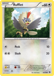 Black and White Emerging Powers card 86