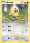 Black and White Emerging Powers card 87