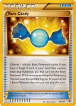 Black and White Plasma Blast card 105