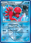 Black and White Plasma Blast card 19