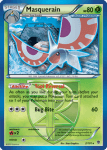 Black and White Plasma Blast card 2