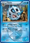Black and White Plasma Blast card 22