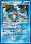 Black and White Plasma Blast card 23