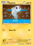 Black and White Plasma Blast card 31