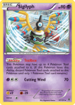 Black and White Plasma Blast card 41