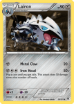 Black and White Plasma Blast card 58