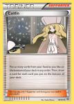 Black and White Plasma Blast card 78