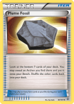 Black and White Plasma Blast card 82