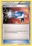 Black and White Plasma Blast card 83