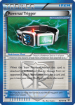 Black and White Plasma Blast card 86