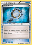 Black and White Plasma Blast card 89