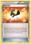 Black and White Plasma Blast card 90