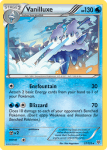 Black and White Plasma Storm card 37