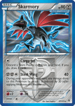Black and White Plasma Storm card 87